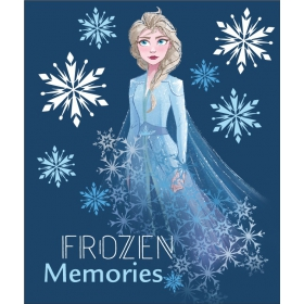 Disney Frozen polar fleece blanket - sale!