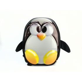 Penguin preschool backpack