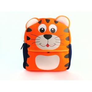 Preschool backpack tiger