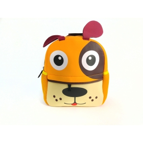 Neoprene dog preschool backpack