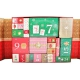 Advent calendar gift set for women with 24 surprises