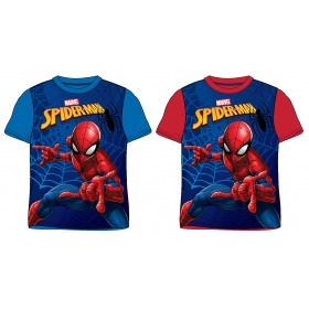 Spiderman boys t-shirt