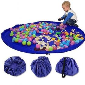 Mat for storing toys