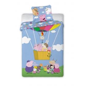 Peppa Pig bedset 160x200 + 70x90 cm
