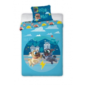 Bingo and Rolly bedding 160x200 + 70x90 cm