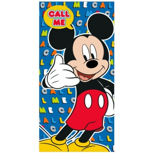 Mickey Mouse fast dry beach towel