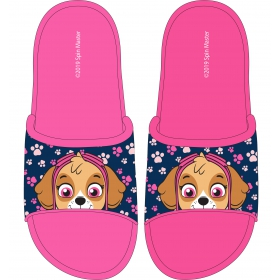 Paw Patrol girl's flip flops