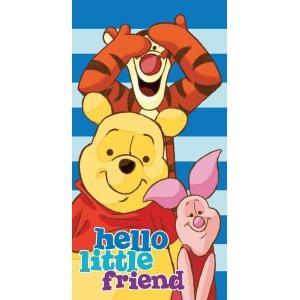 Winnie the Pooh beach cotton towel