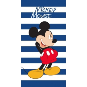 Mickey Mouse beach cotton towel