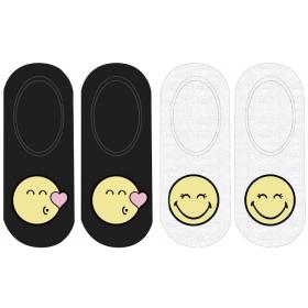 Smiley boat socks