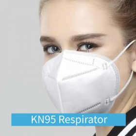 KN95 4 ply face civil mask