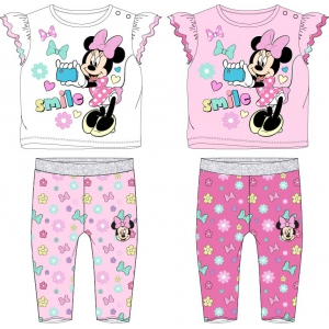 Minnie Mouse baby summer set