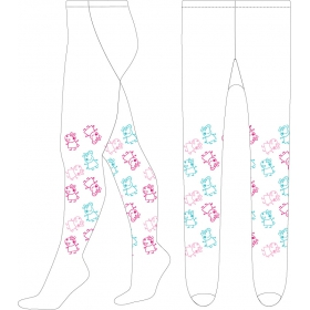 Peppa Pig 40 DEN tights