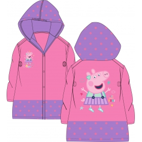 Peppa Pig raincoat