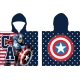 Avengers poncho towel