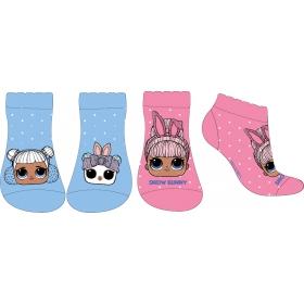 LOL Surprise girls boat socks