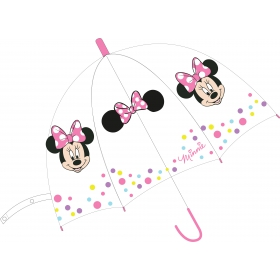 Minnie Mouse girls umbrella