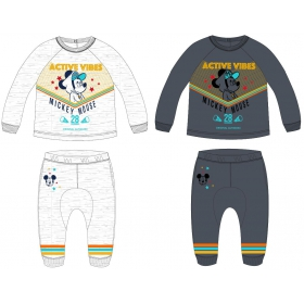 Mickey Mouse baby tracksuit