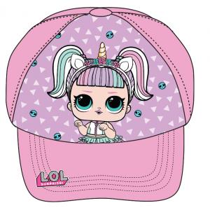 LOL Surprise girls summer cap