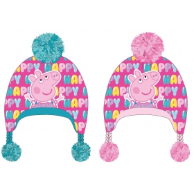 Peppa Pig girls winter hat