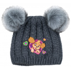 Paw Patrol girls winter hat