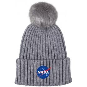 Nasa winter girls hat