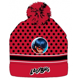 Miraculous Ladybug girls winter hat