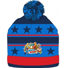 Super Zings boys winter hat