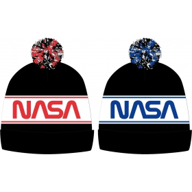 NASA boys winter hat