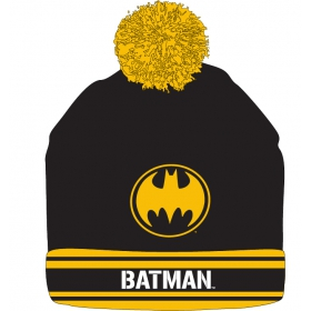Batman boys winter hat