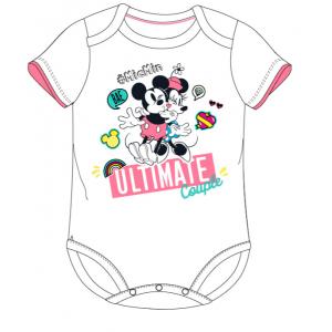 Minnie Mouse baby bodysuit