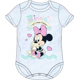 Minnie Mouse baby bodysuit