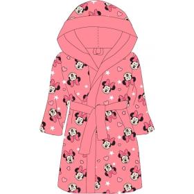 Minnie Mouse bathrobe