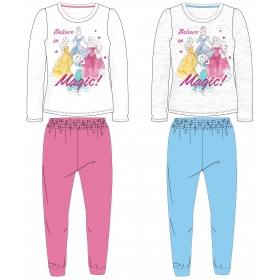 Disney Princess girls pyjamas