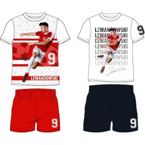 Robert Lewandowski short sleeve pyjamas - sale!