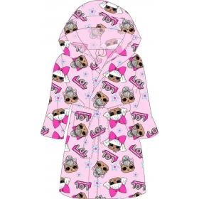LOL Surprise Girls' bathrobe