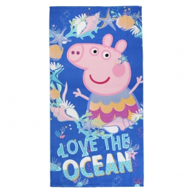 Peppa Pig Quick-dry bath towel