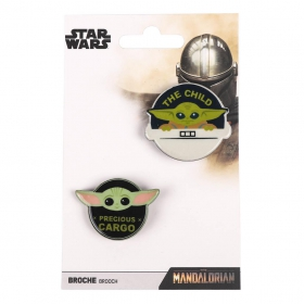 The Mandalorian The Child Brooches Cerda