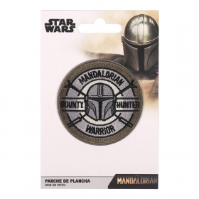 The Mandalorian Patch