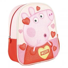 Peppa Pig Premium kindergarten 3D backpack Cerda
