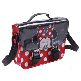 Minnie Mouse Faux leather shoulder bag Cerda