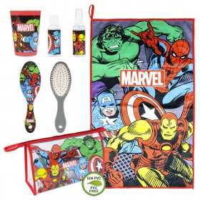Avengers Cosmetic travel set
