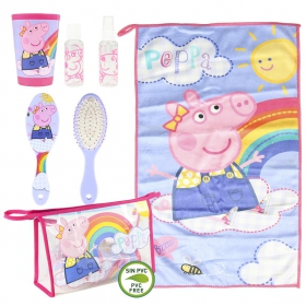 Peppa Pig Toiletbag Travel Set