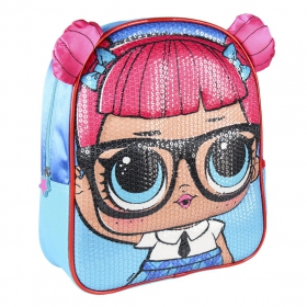 LOL Surprise Premium kindergarten 3D backpack Cerda