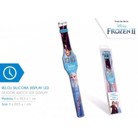 LED Frozen digital watch