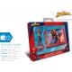 Digital watch + wallet Spiderman