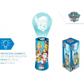 Paw Patrol LED projector
