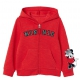 Minnie Mouse hoodie with zip