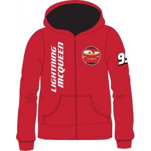 Cars boys' hoodie with zip