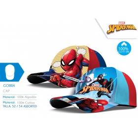 Spideman summer cap
